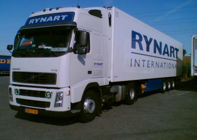 HO Volvo truck