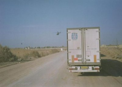 Iraq Helicopter guards