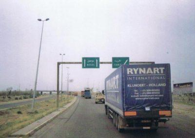 Iraq Mosul convoy