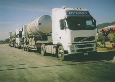 Iraq tankers for KBR
