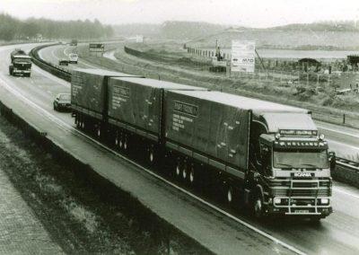 road train 3 trlrs